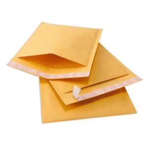 3 Pieces of Bubble Wrap Envelope